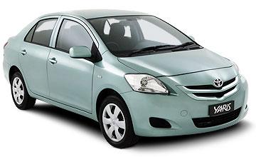 Toyota Yaris - Wypożyczalnia samochodów, wynajem aut - Białystok, Podlaskie PHU