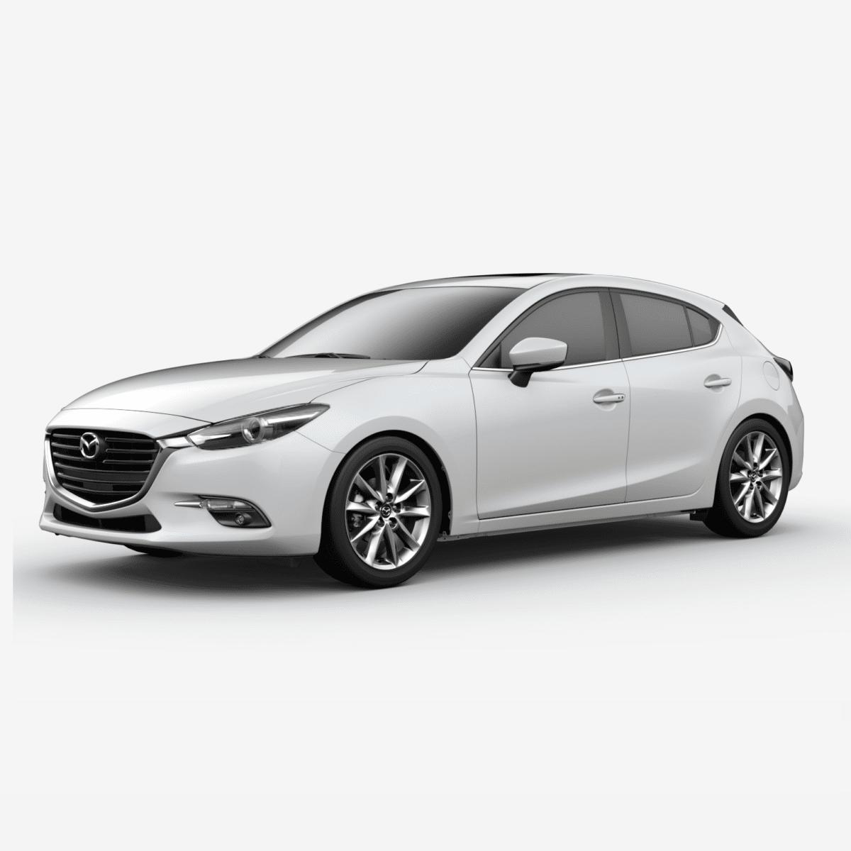 Mazda 3v- Wypożyczalnia samochodów, wynajem aut - Białystok, Podlaskie PHU